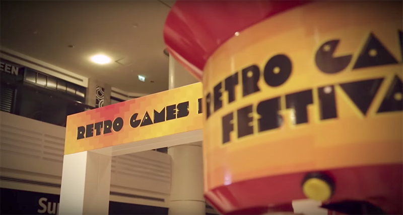 Retro Games Festival